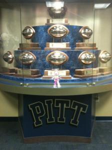 Pitt Trophies