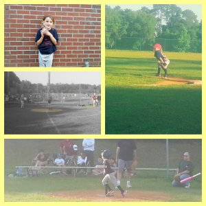 Baseball Collage